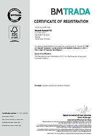 Haseeb Rasoul FZC - FSC Certificate Rev01 (Exp 27 April 2020)